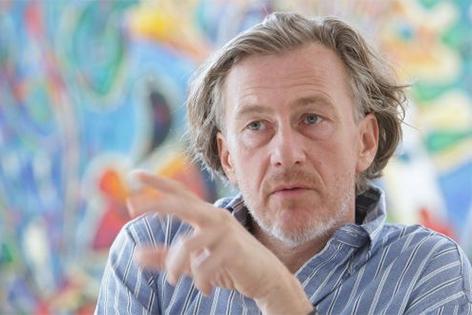 Gunter Damisch im Jahr 2008