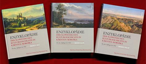 Enciklopedija Katja Sturm Schnabl Bojan Ilija Enzyklopädie Kulturgeschichte
