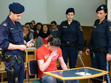 Prozess Hallenbad Vergewaltigung
