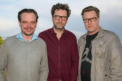 Raimund Wallisch, David Schalko, Nicholas Ofczarek.