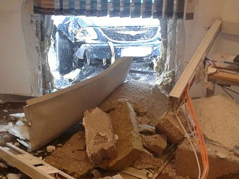 Unfall A10 ASFINAG Büro