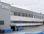 Kunststhoffhersteller Rehau Produktion Neulengbach