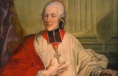 Erzbischof Hieronymus von Colloredo