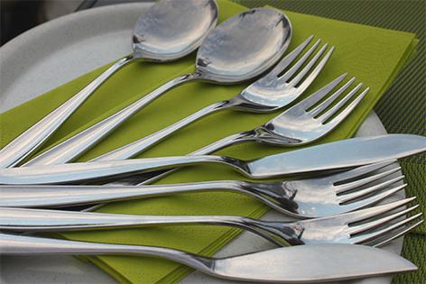 Essbesteck Gabel Messer Löffel