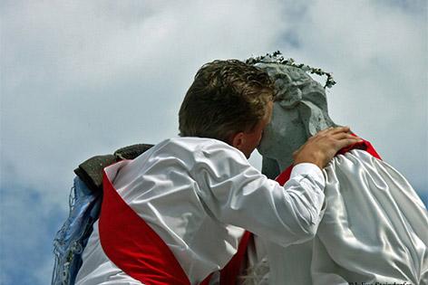 Kranzelreiten UNESCO Kulturerbe
