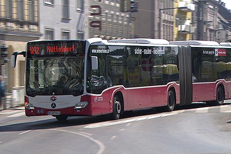 U4 Zusatzbus U4Z