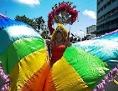 Marsch gegen Homophobie in der kubanischen Hauptstadt Havanna, 14. Mai 2016