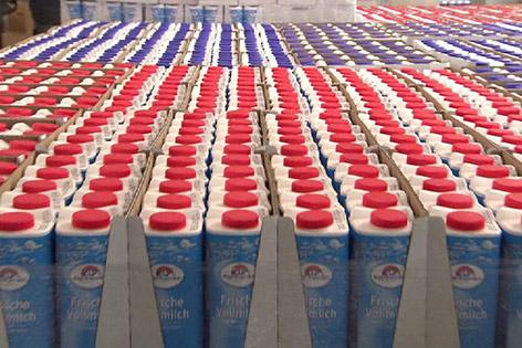 Kärntner Milch weniger Umsatz