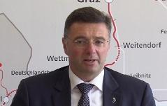 Jörg Leichtfried SPÖ Minister