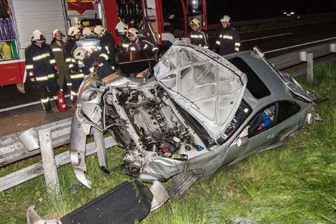 Reh verursacht schweren Autounfall - ooe.ORF.at