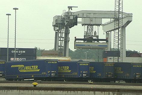 Hafen Wien