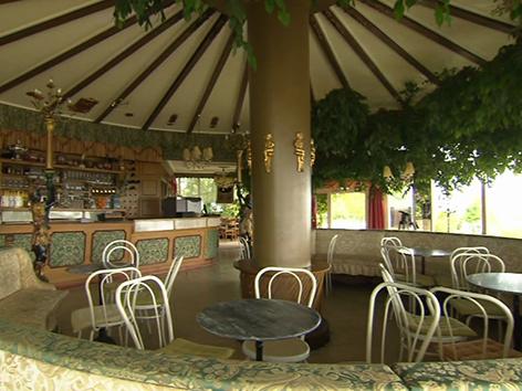 Cafe Cobenzl Lokal Streit