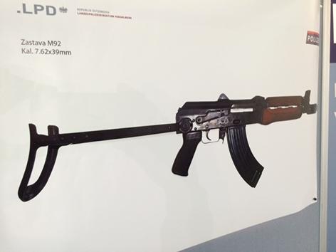 Amoklauf - Waffe