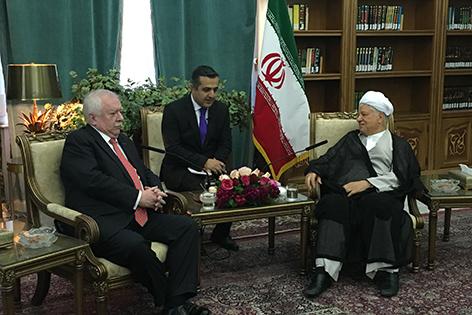 Häupl Iran