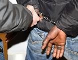 Festnahme eines mutmaßlichen Dealers