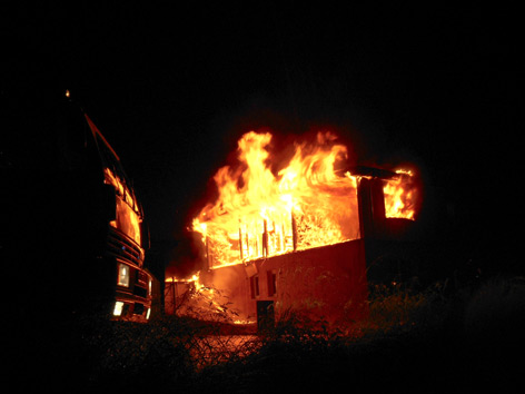 Brand in Altenfelden