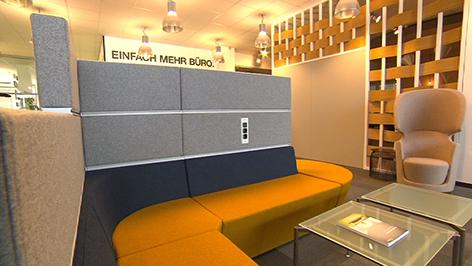 Neudörfler Office Systems feiert 70 Jahre - burgenland.ORF.at