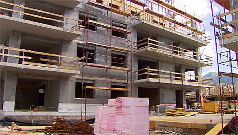 Wohnbau Wohnen Wohnen Wohnblock Wohnbaugenossenschaft