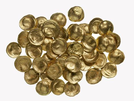 Goldmünzen Keltenzeit Traun