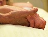 Hospiz Hände Pflege Kranke