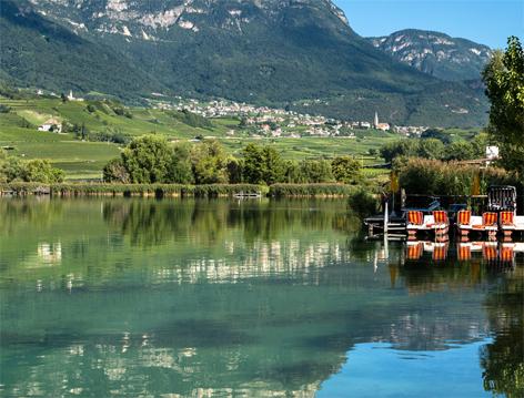 Kalterer See Liegen