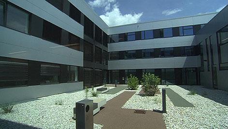 Neues Justizzentrum in Eisenstadt