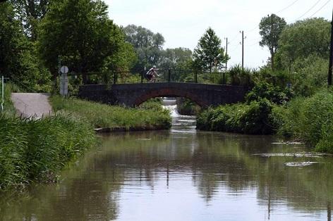 Wiener Neustädter Kanal Pfaffstättner Brücke