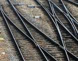 Eisenbahngleise