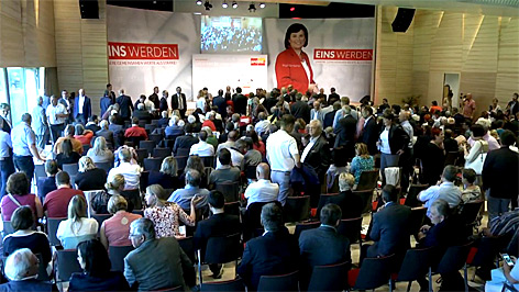 Landesparteitag der SPOÖ