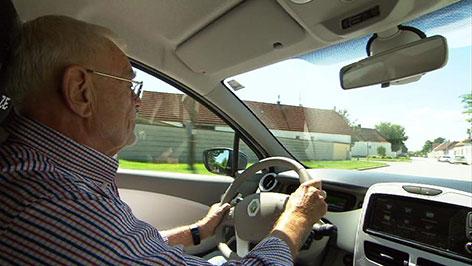 Elektroautos e car sharing