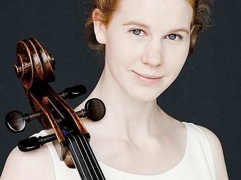 Cellistin Harriet Krijgh Kammermusikfestival Feistritz