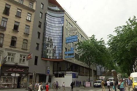 Das frühere Generali Center in der Mariahilfer Straße wird umgebaut
