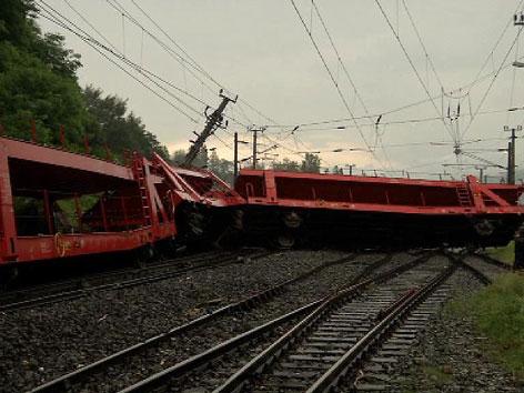Mure Südbahn Güterzug