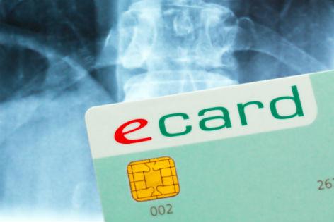 E-Card als Versicherungsschutz