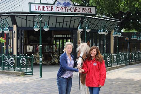 Pony Karussel