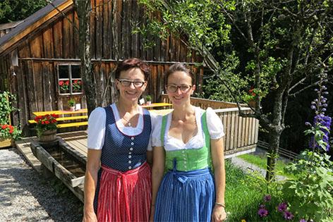 Rohrhofhütte in Abtenau
