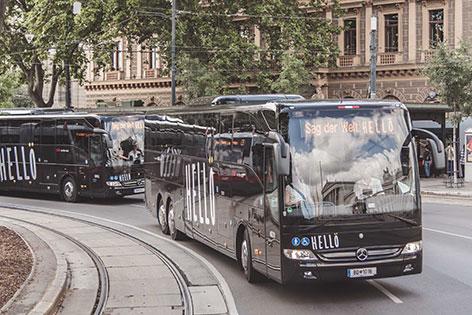 ÖBB Fernbusse