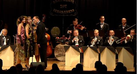 Bratislava Hot Serenaders im Konzerthaus Wien