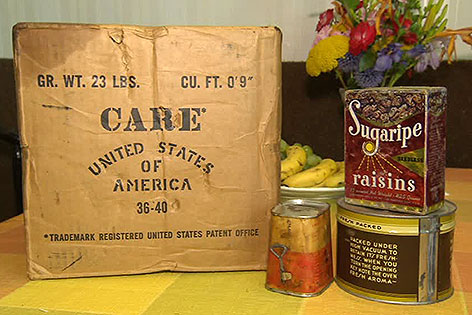 CARE Paket