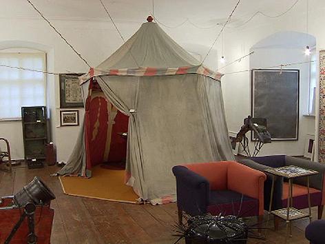 Ausstellung auf Schloss Aichberg