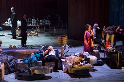 """Oper """"The Exterminating Angel"""""""