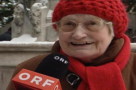 Edeltrud Posiles in einem ORF-Interview 2006