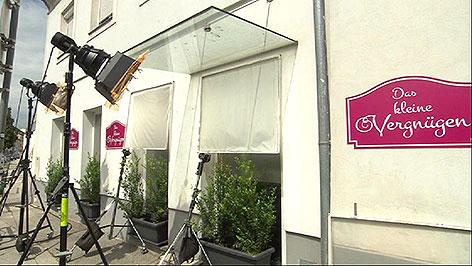 Dreharbeiten in Eisenstadt