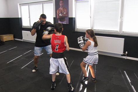 Kampfsport Deradikalisierung