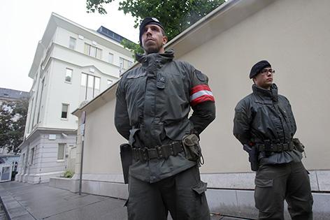 Ab 01. August startete die Bewachung von Botschaften und ähnlichen Einrichtungen durch das Bundesheer