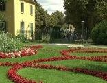 Botanischer Garten neben Tiergarten