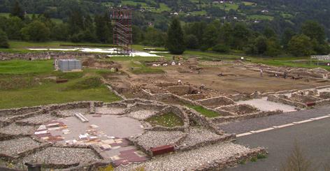 Ausgrabungen in Aguntum