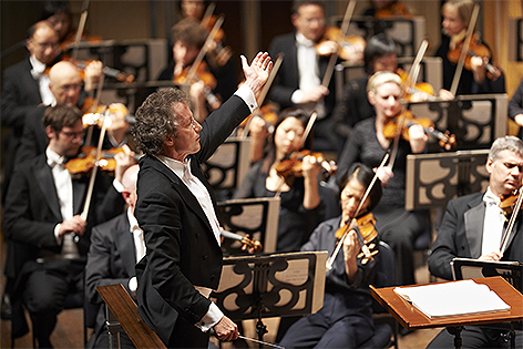 Franz Welser-Möst und das Cleveland Orchestra