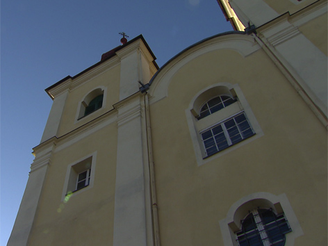 Kirche Kreuzbergl