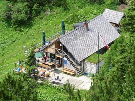 Katrinalm Hütte